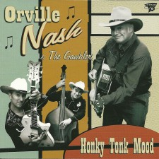 orville nash and the gamblers - honky tonk mood