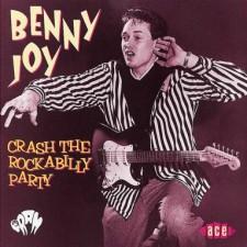 BennyJoy-ACE-CD-Crash-TheRockabilly-Party