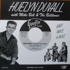 Huelyn Duvall with Mike Bell-EP